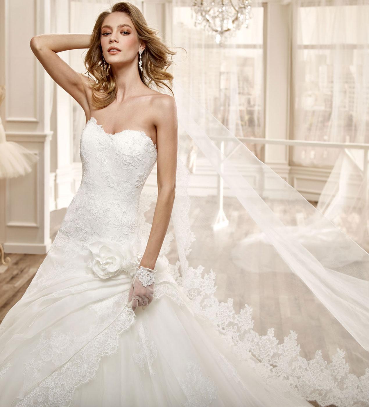 Nicole Spose, italienische hochzeitskleider, Hochzeitskleid ...