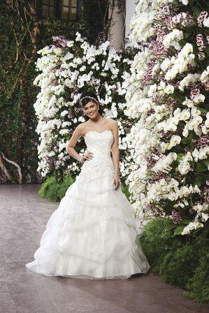 Traum-Brautkleid der Firma Sincerity