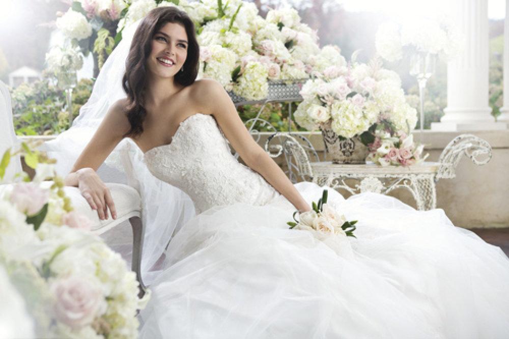 Wir waren auf der Brautmodenmesse 2014- Finden Sie Ihr traumhaftes ...