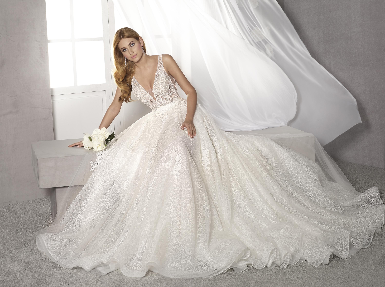FARA SPOSA Hochzeitskleider Brautkleid Hochzeitskleid Brautkleider
